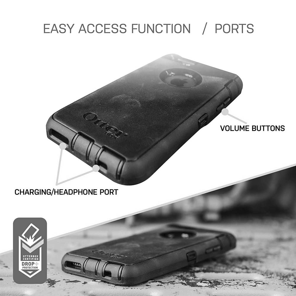 Capa iPhone 8 Plus / 7 Plus - Defender - OtterBox