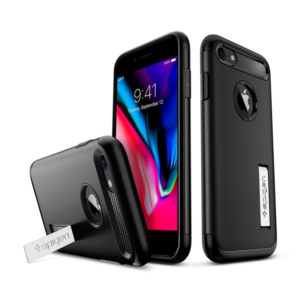 Capa iPhone 8 / 7 - Spigen Slim Armor