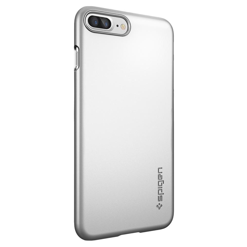 Capa iPhone 8 Plus / 7 Plus - Thin Fit Fina Slim - Spigen