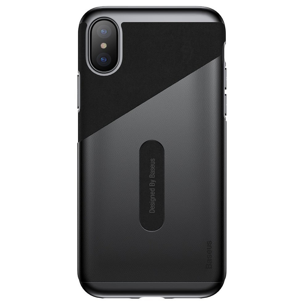 Capa iPhone X - Baseus - Slot Porta Cartão Card Pocket