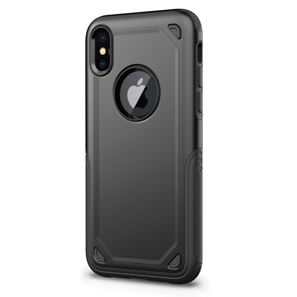 Capa iPhone X Hibrida Slim Armor Anti Queda