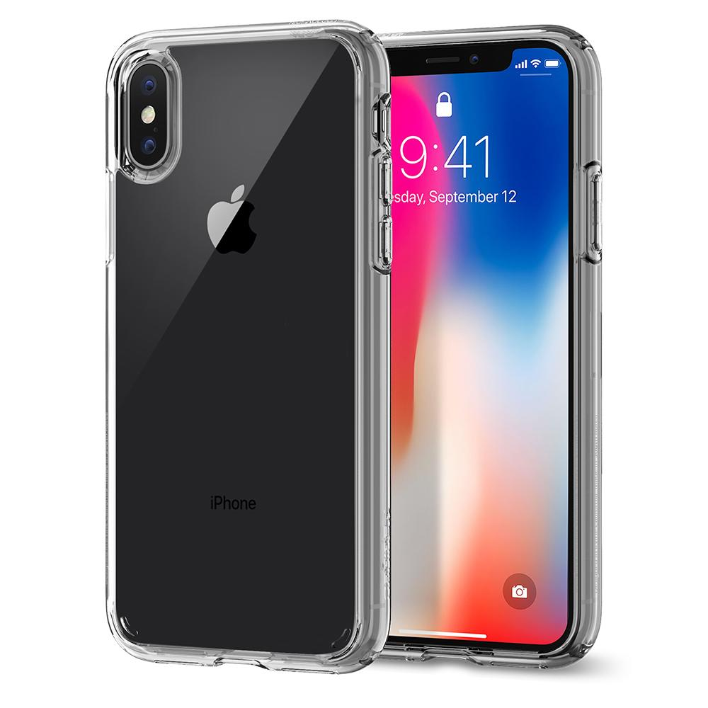 Capa iPhone Xs / X - Ultra Hybrid - Spigen