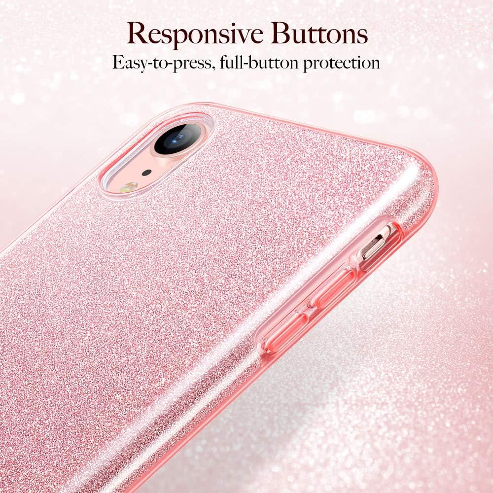 c6834ac0207 Capa iPhone Xr Glitter Dupla Proteção | Capa Store