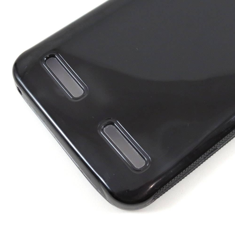 Capa Lenovo Vibe K5 - Fumê Silicone TPU