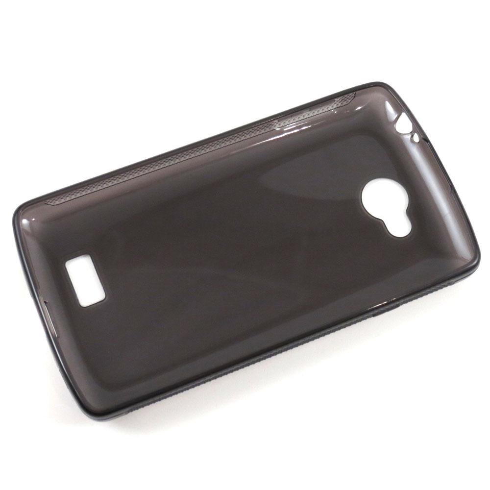 Capa LG F60 - Fumê Silicone TPU