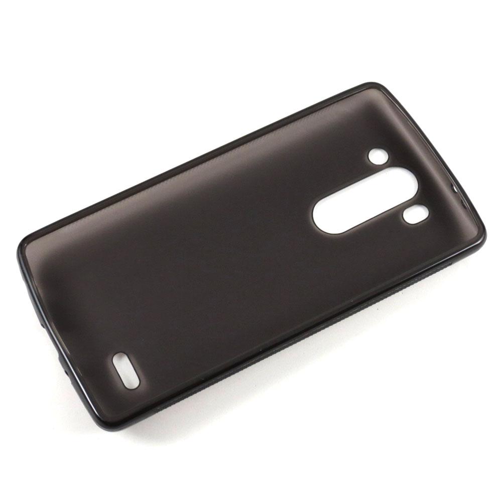 Capa LG G3 Beat / G3 Mini - Fumê Silicone TPU