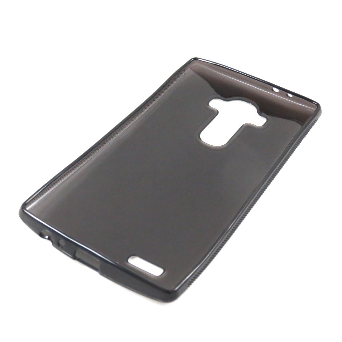 Capa LG G4 - Fumê Silicone TPU
