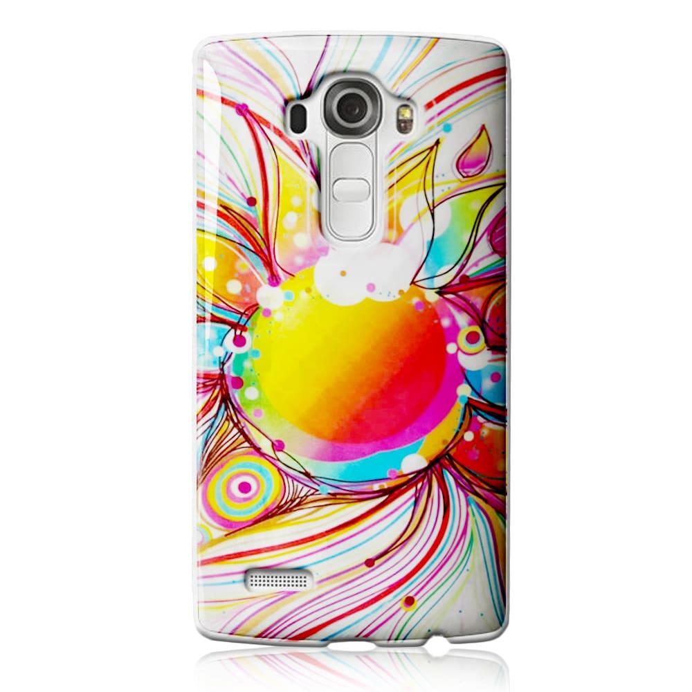 Capa LG G4 - Pétalas do Sol TPU