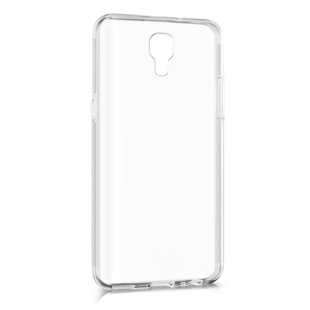 Capa LG X Screen - Transparente Silicone TPU