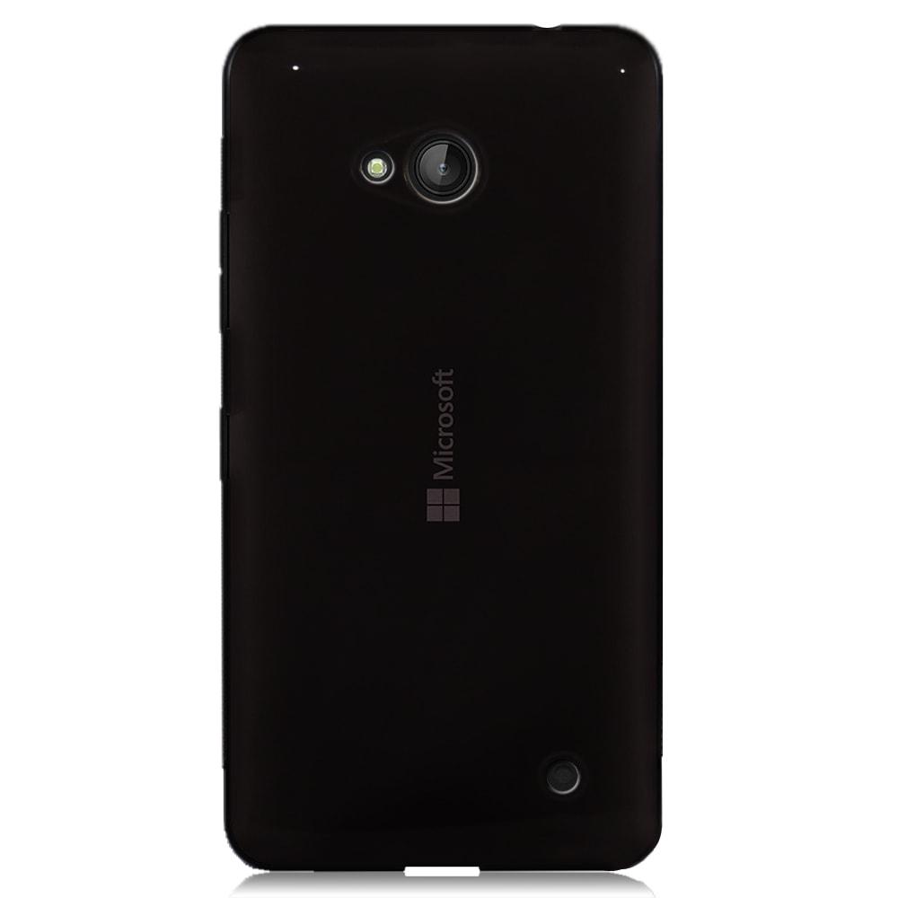 Capa Microsoft Lumia 640 - Fumê Silicone TPU