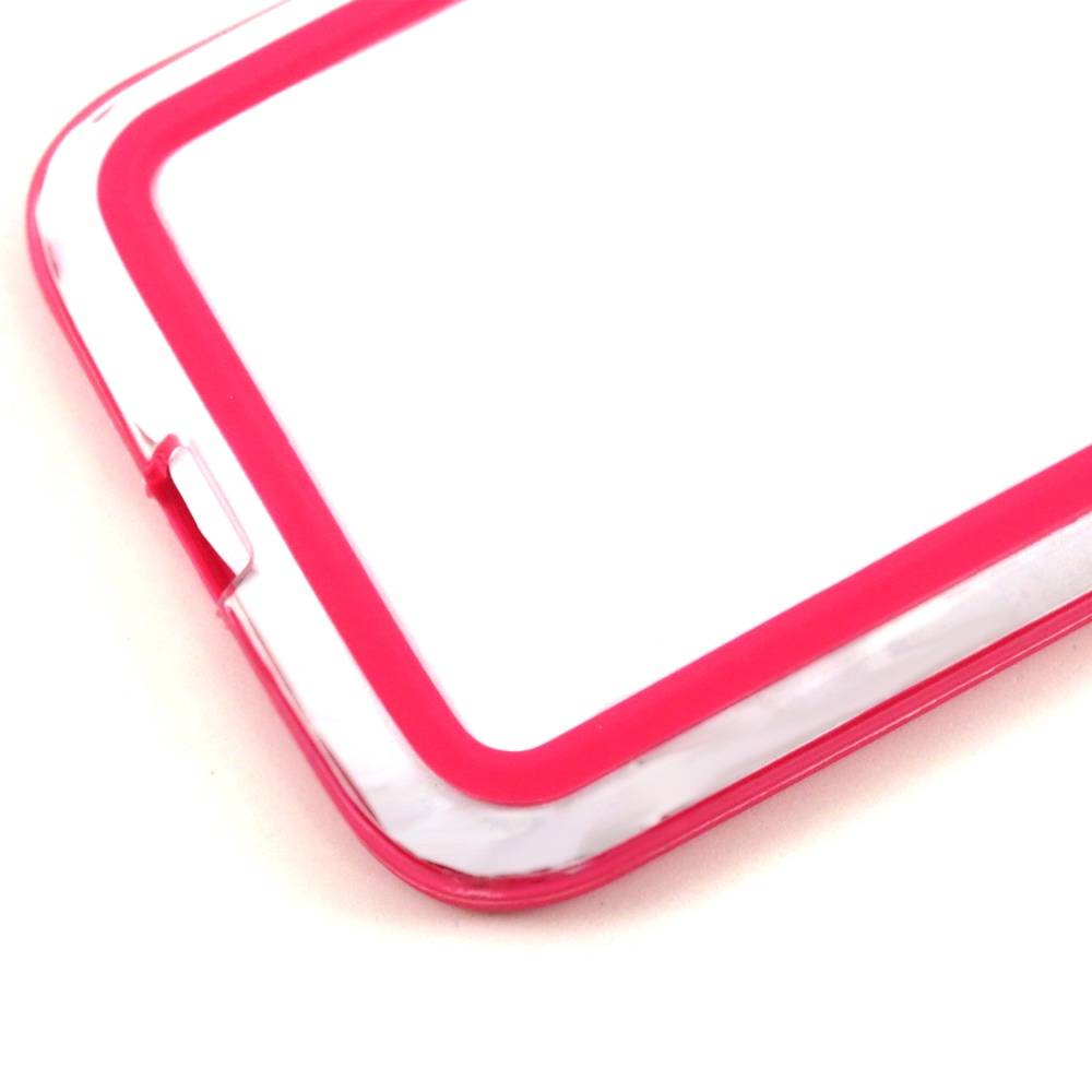 Capa Moto G3 - Bumper - Rosa Pink