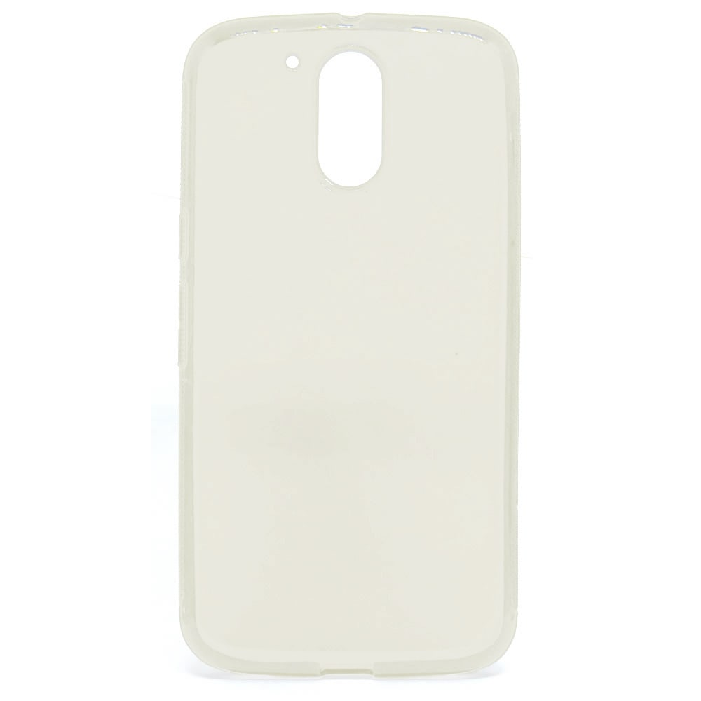 Capa Moto G4 / G4 Plus - Transparente Silicone TPU
