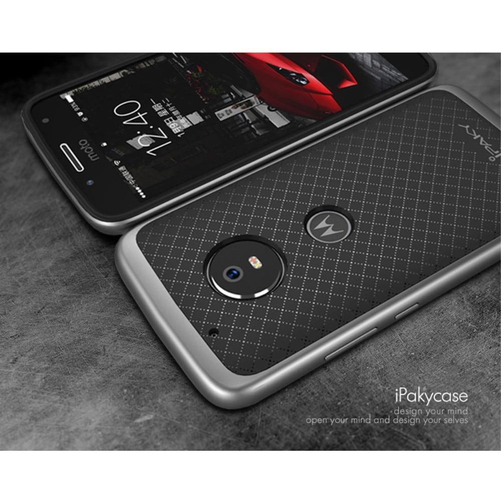 Capa Moto G5 - Ipaky - Anti Impacto