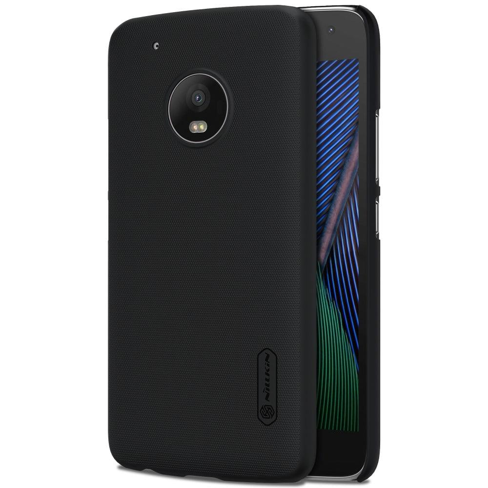 Capa Moto G5 Plus - Nillkin - Rígida Fosca