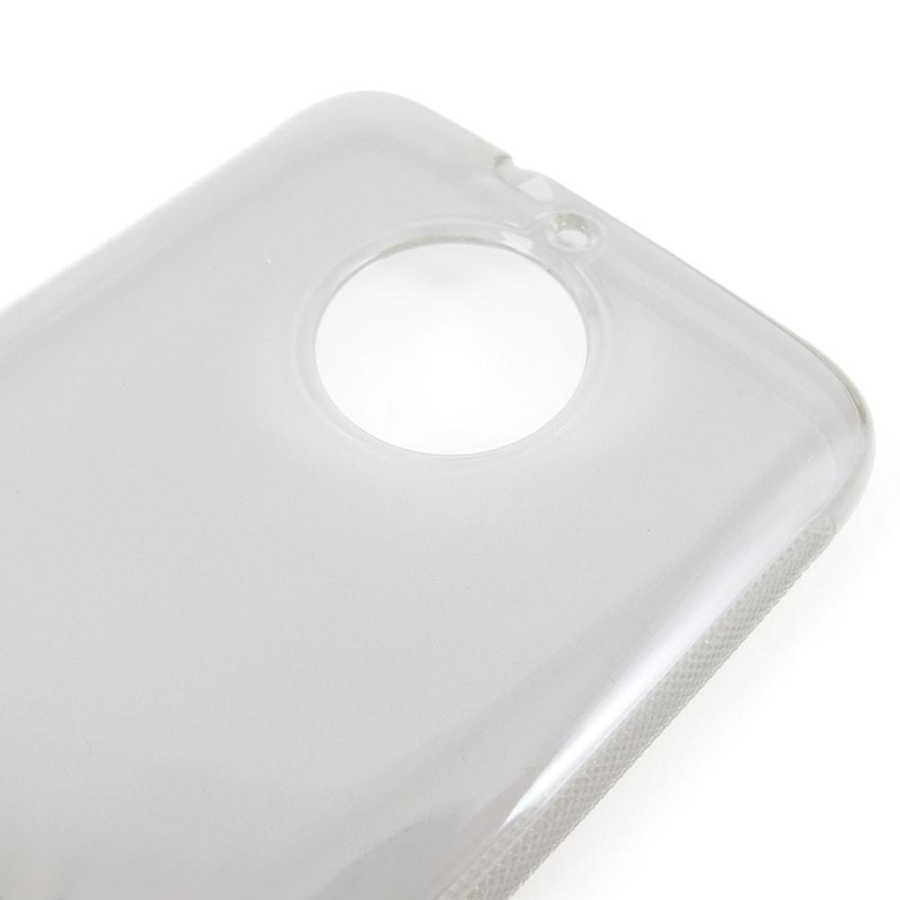 Capa Moto G5s Plus - Transparente Silicone TPU
