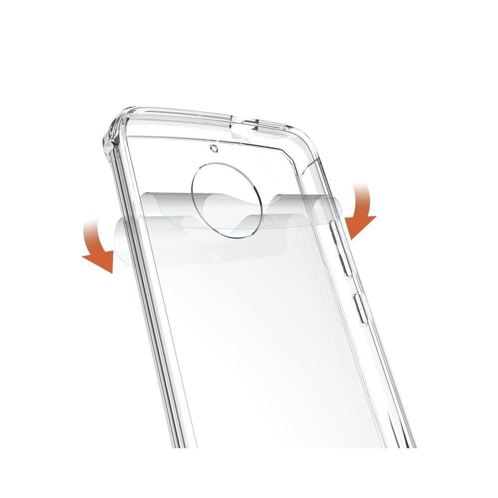 Capa Moto G5s - Transparente - Anti Impacto