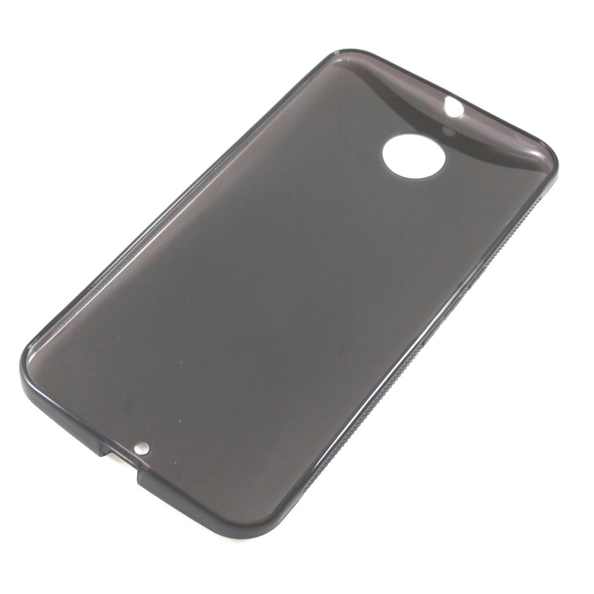 Capa Nexus 6 - Fumê Silicone TPU