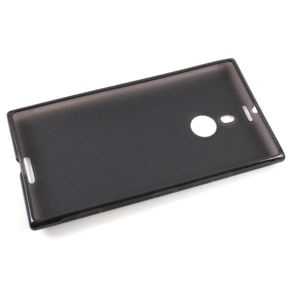 Capa Nokia Lumia 1520 - Silicone TPU Fumê