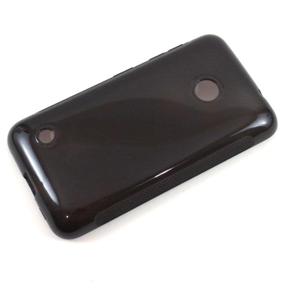 Capa Nokia Lumia 530 - Fumê Silicone TPU