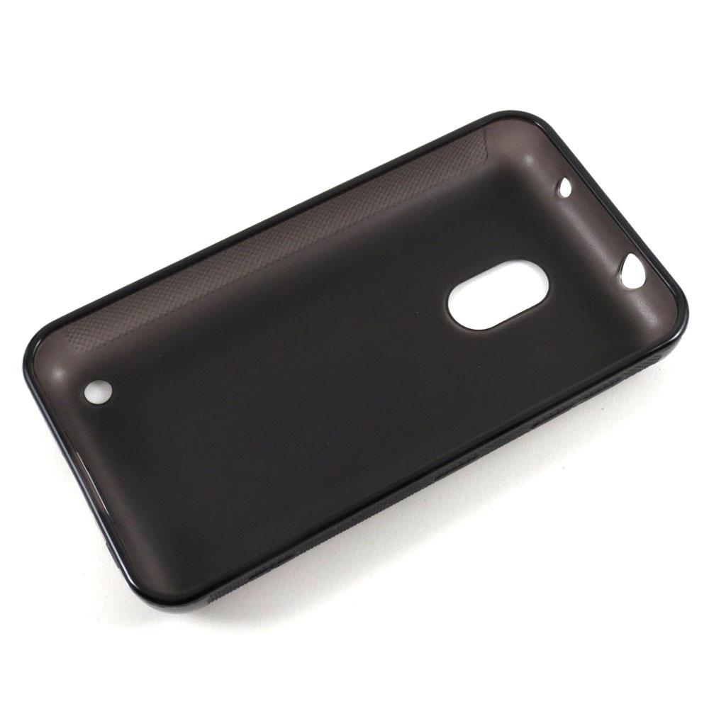 Capa Nokia Lumia 620 - Fumê Silicone TPU