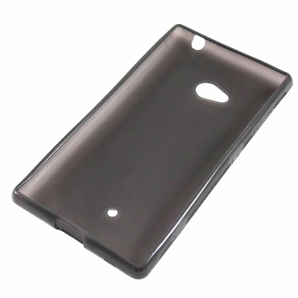 Capa Nokia Lumia 720 - Fumê Silicone TPU