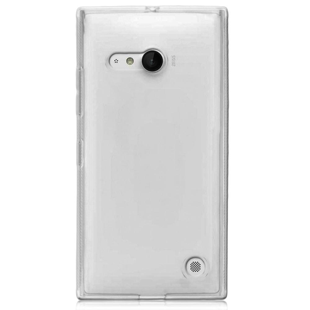Capa Nokia Lumia 730 - Transparente Silicone TPU