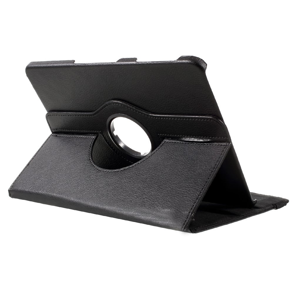 Capa Protetora Galaxy Tab S3 9.7 - Couro Giratória Preta