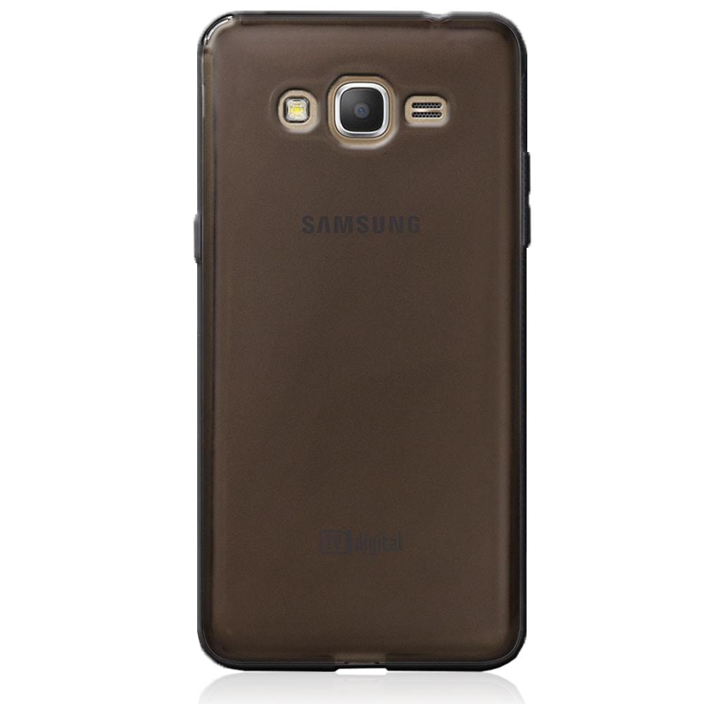 Capa Samsung Galaxy Gran Prime - Fumê Silicone TPU