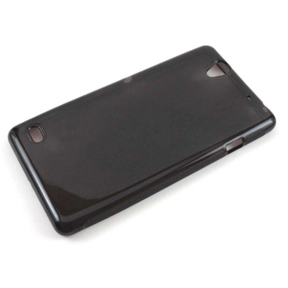 Capa Sony Xperia C4 Dual - Fumê Silicone TPU