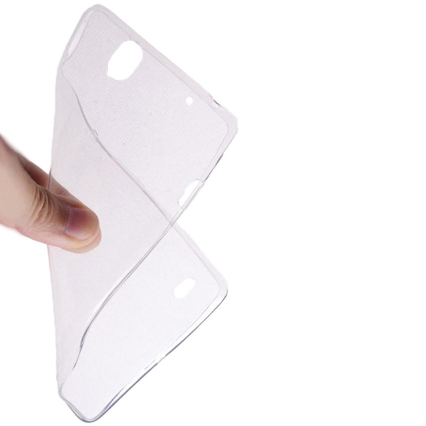 Capa Sony Xperia C4 Dual - Ultra Fina Transparente TPU