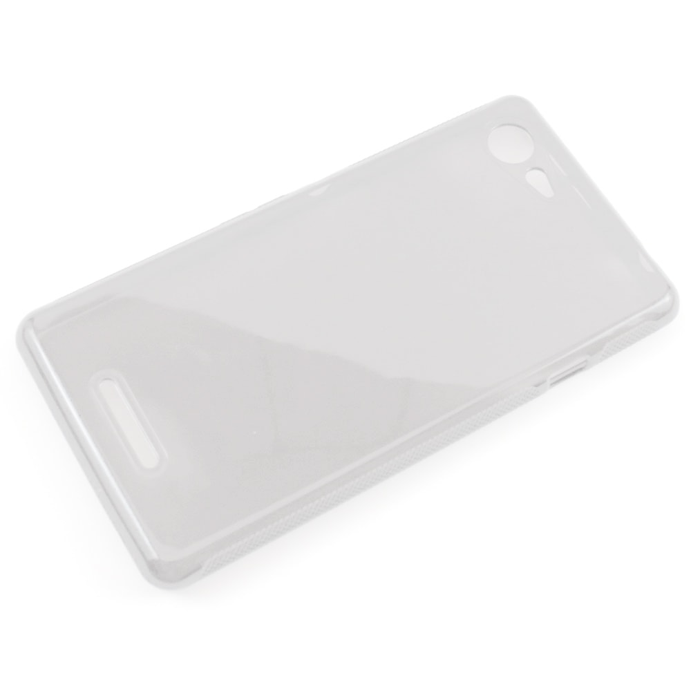 Capa Sony Xperia E3 - Transparente Silicone TPU