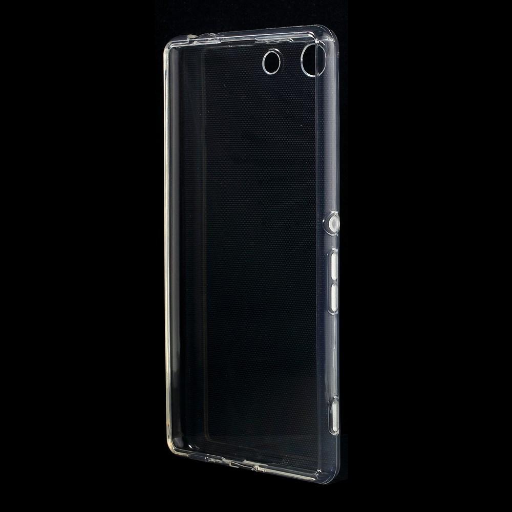 Capa Sony Xperia M5 - Transparente Silicone TPU