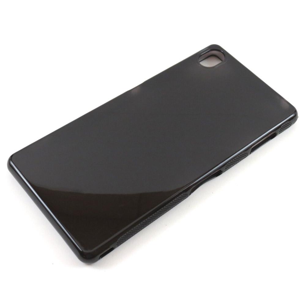 Capa Sony Xperia Z3 - Fumê Silicone TPU
