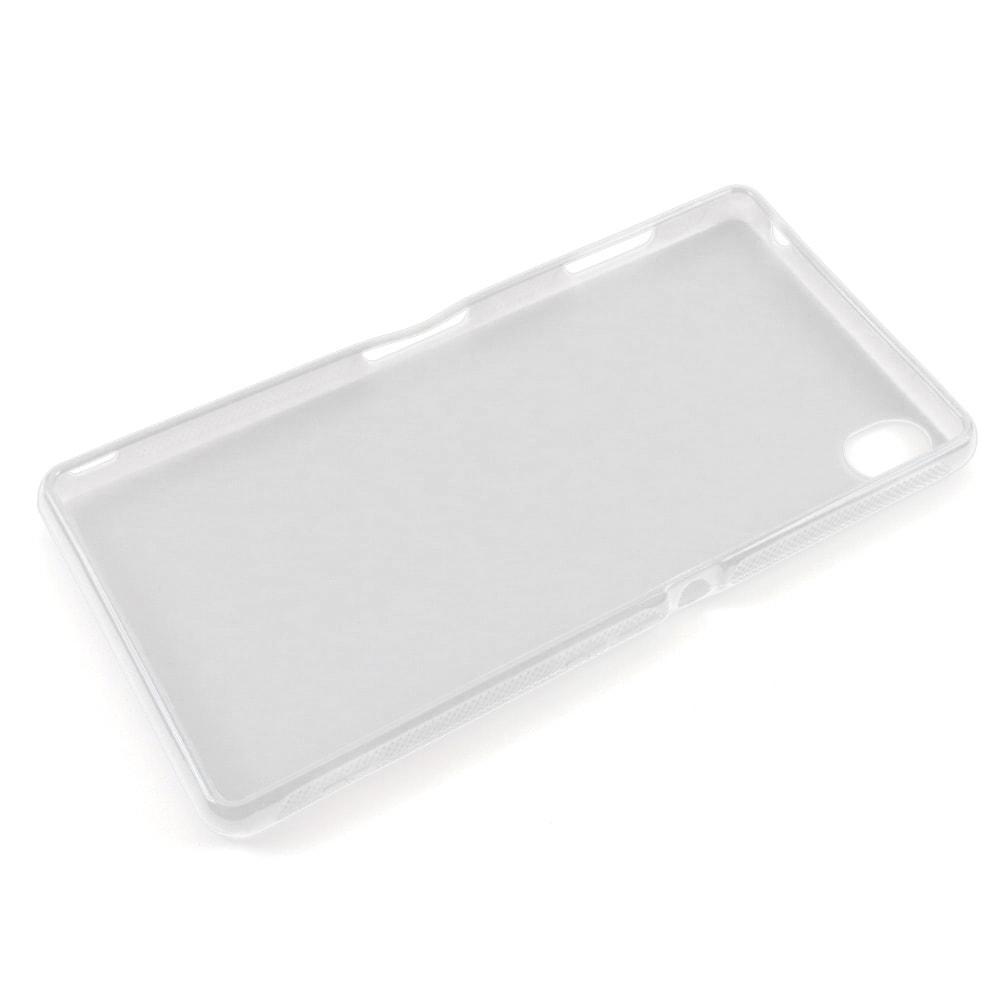 Capa Sony Xperia Z3 - Transparente Silicone TPU
