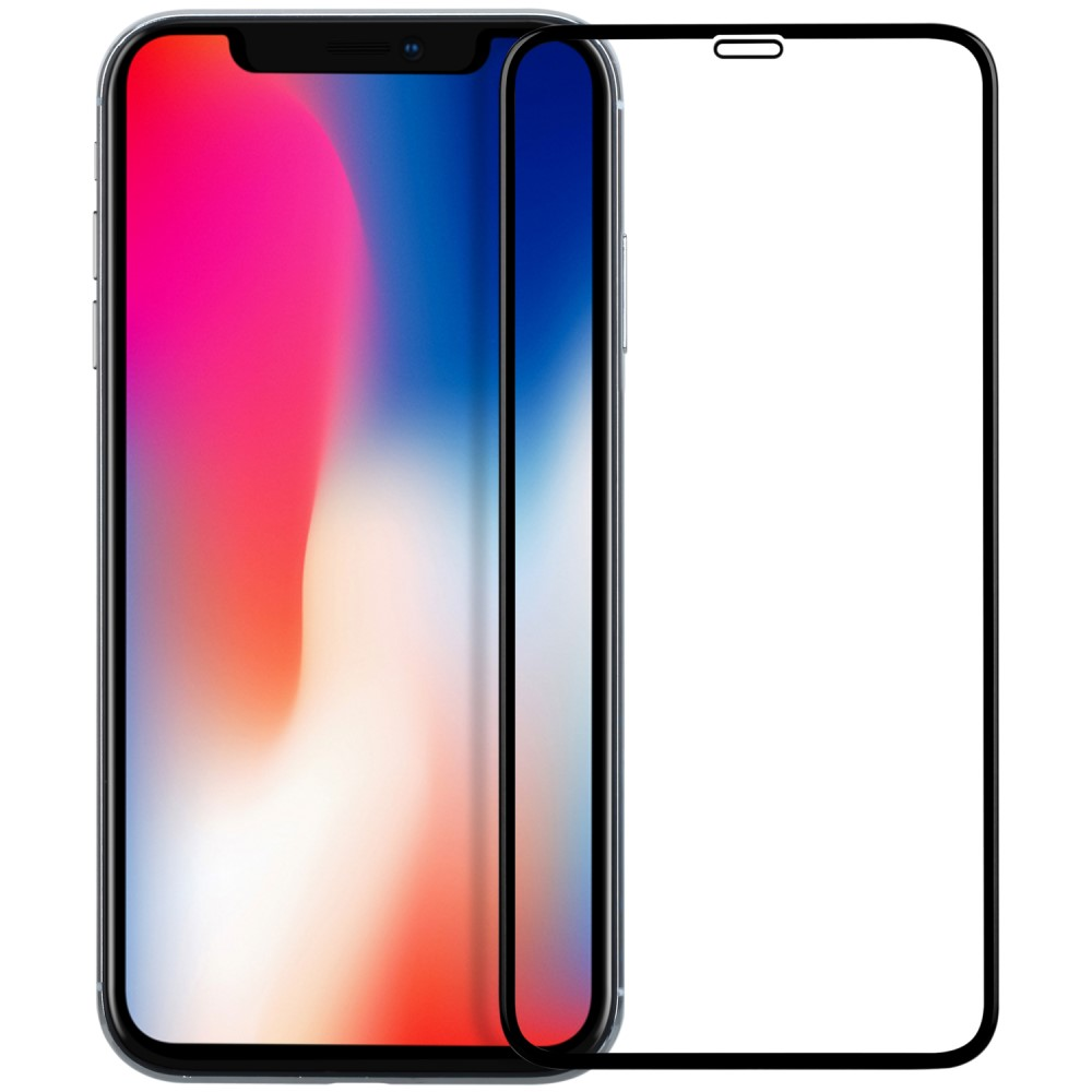 Película de Vidro 3D com bordas - iPhone 11 Pro / XS / X - H Maston