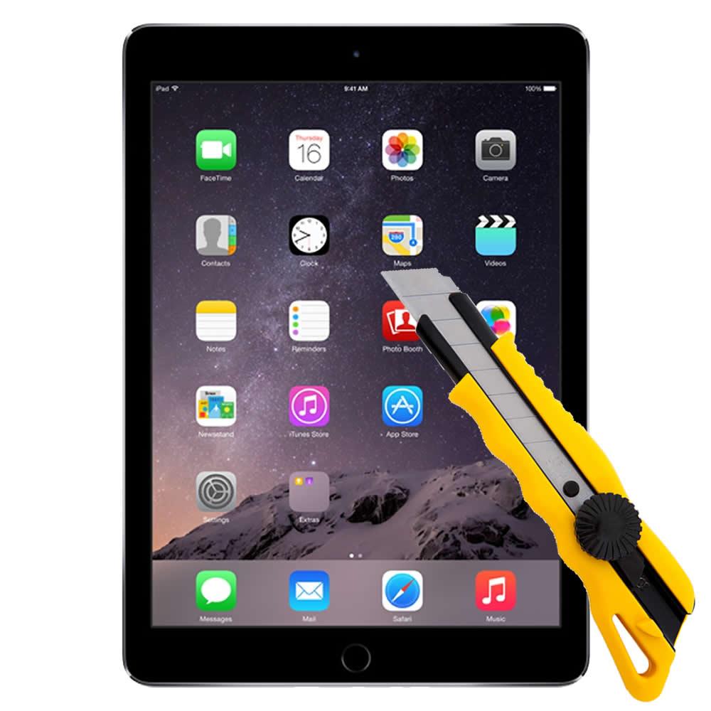 Película de Vidro Temperado - iPad Air 2 / iPad Air