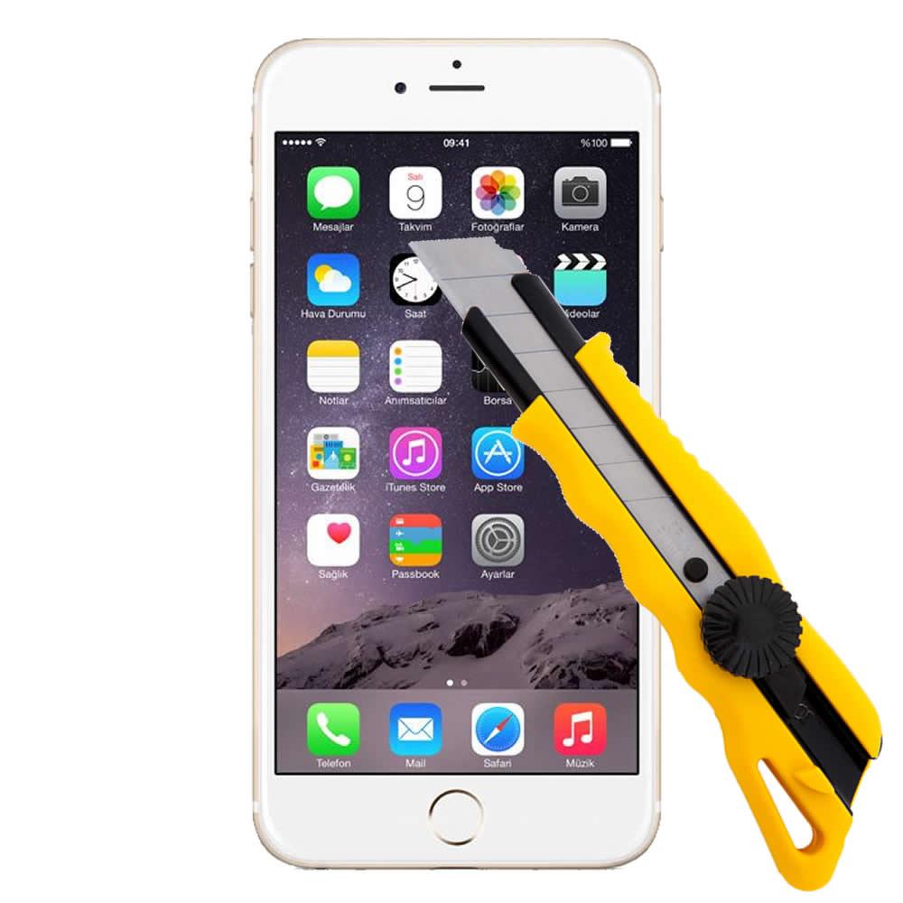 Película de Vidro Temperado - iPhone 6s Plus / 6 Plus