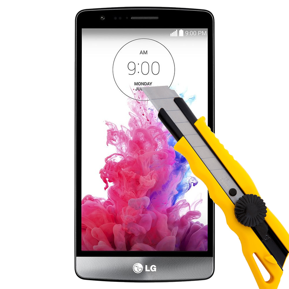 Película de Vidro Temperado - LG G3 Beat / G3 Mini