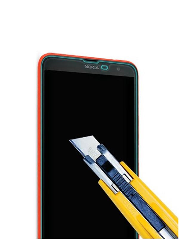 Película de Vidro Temperado - Nokia Lumia 1320