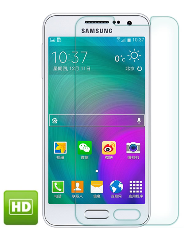 Película Transparente Brilhante - Galaxy A3 (2015)