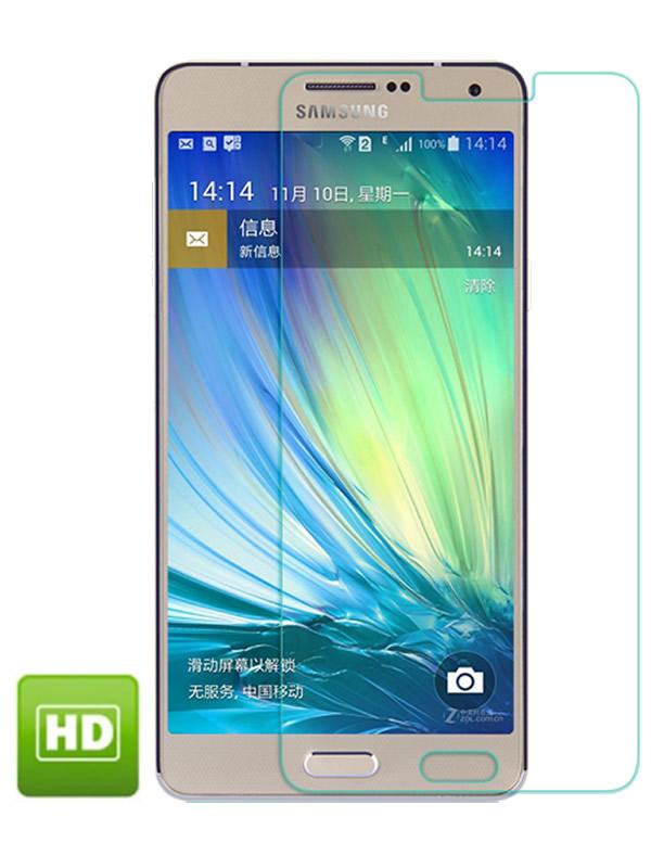Película Transparente Brilhante - Galaxy A7 (2015)