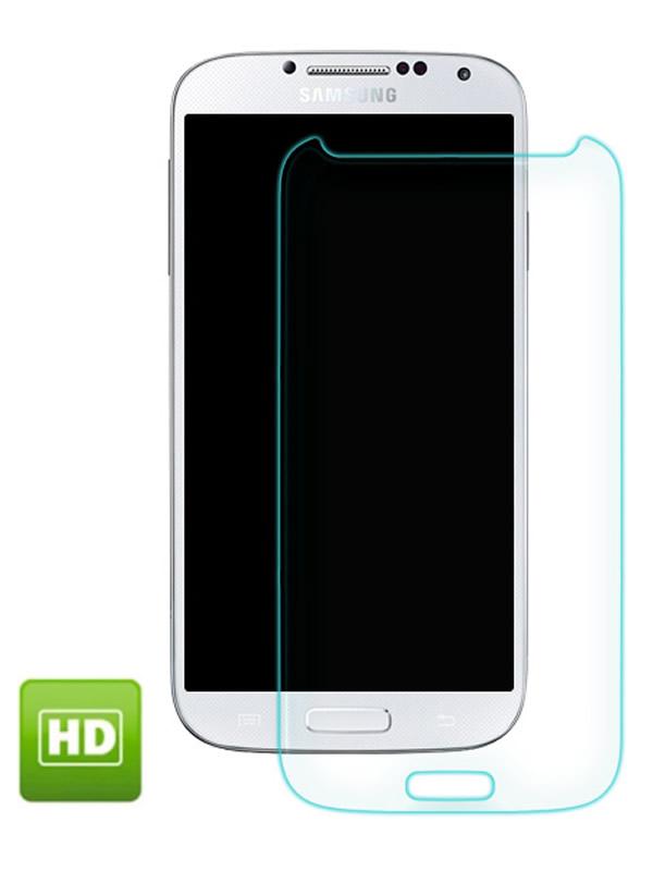 Película Transparente Brilhante - Galaxy S4 Mini