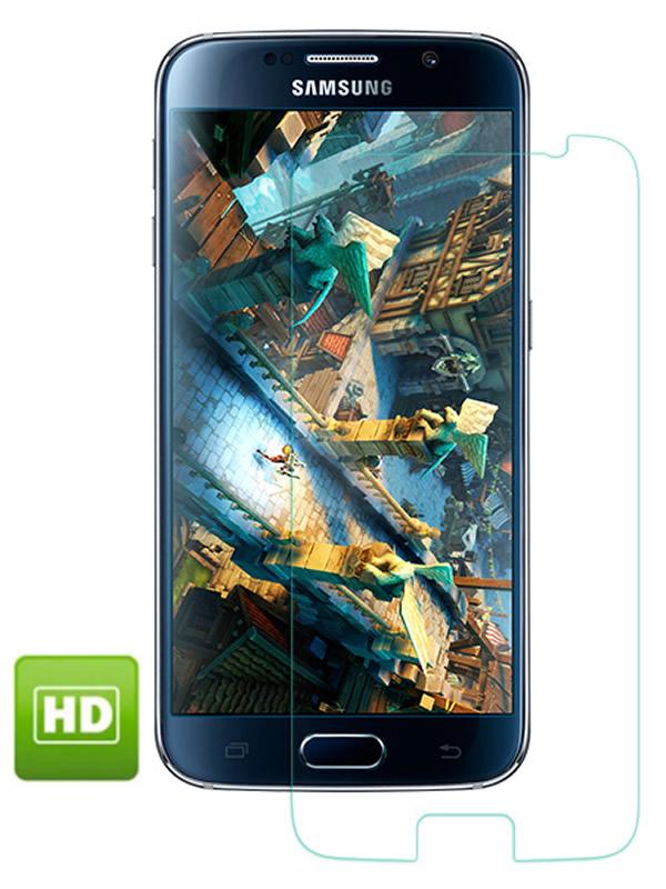 Película Transparente Brilhante - Galaxy S6
