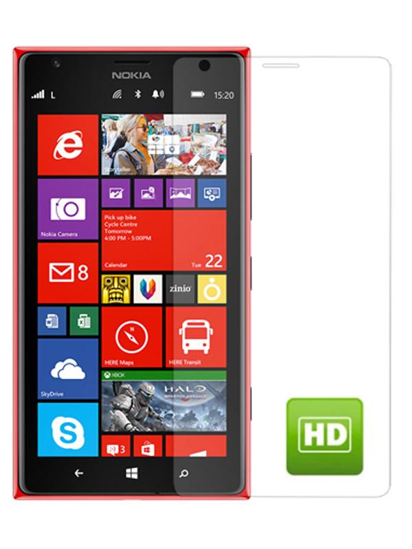 Película Transparente Brilhante - Nokia Lumia 1520