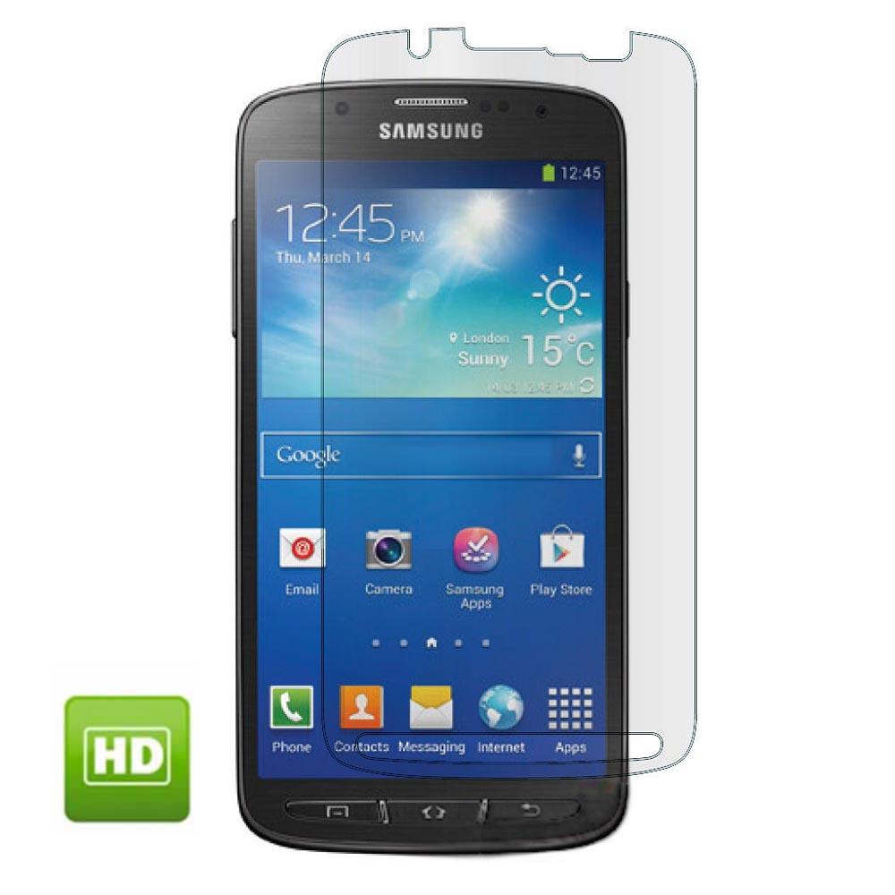 Película Transparente Brilhante - Samsung Galaxy S4 Active
