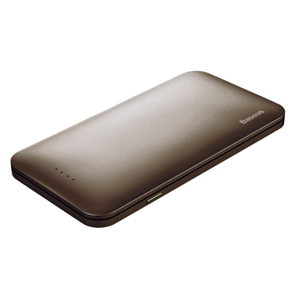 Power Bank Baseus Galaxy Series - 5000 mAh - Chumbo