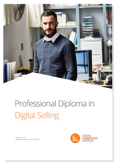 Curso Professional Diploma Digital Selling