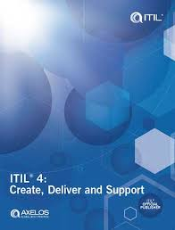 ITIL® 4 Specialist: Create, Deliver and Support