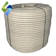 Corda de algodão 10mm - trançada