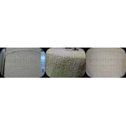 Tela / Tecido de sisal natural
